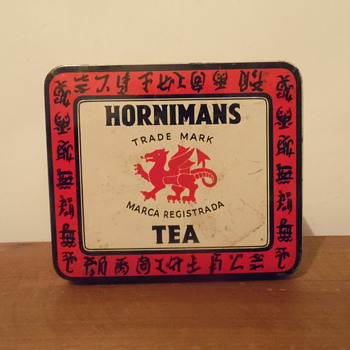 Hornimans Pure Tea