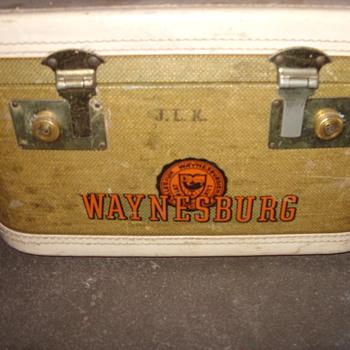 1950s penn waynesburg college case