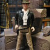 Vintage Kenner Indiana Jones Figures