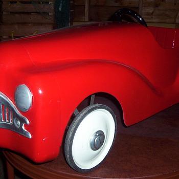 1948 Thistle President - Toys