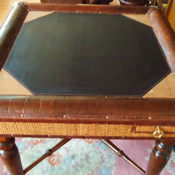 """Know when to hold them, know when to fold them"" K.R.  Poker my house Friday!!  Old Game Table!"