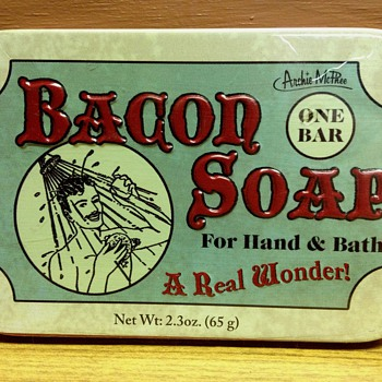 Soap Tin - Advertising
