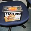 Garfield the Movie Metal Lunch box