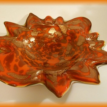 ( ** Another ** ) Fratelli Toso - Murano Art Glass