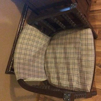 What is the origin name of this chair? - Furniture