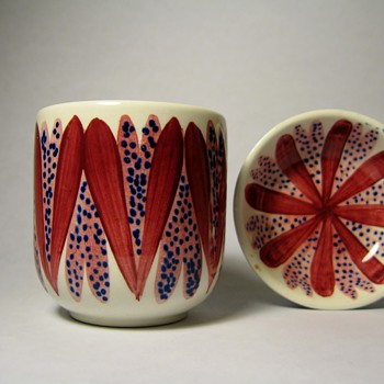 GUSTAVSBERG-SWEDEN - Art Pottery