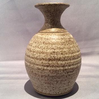 Vintage studio vase