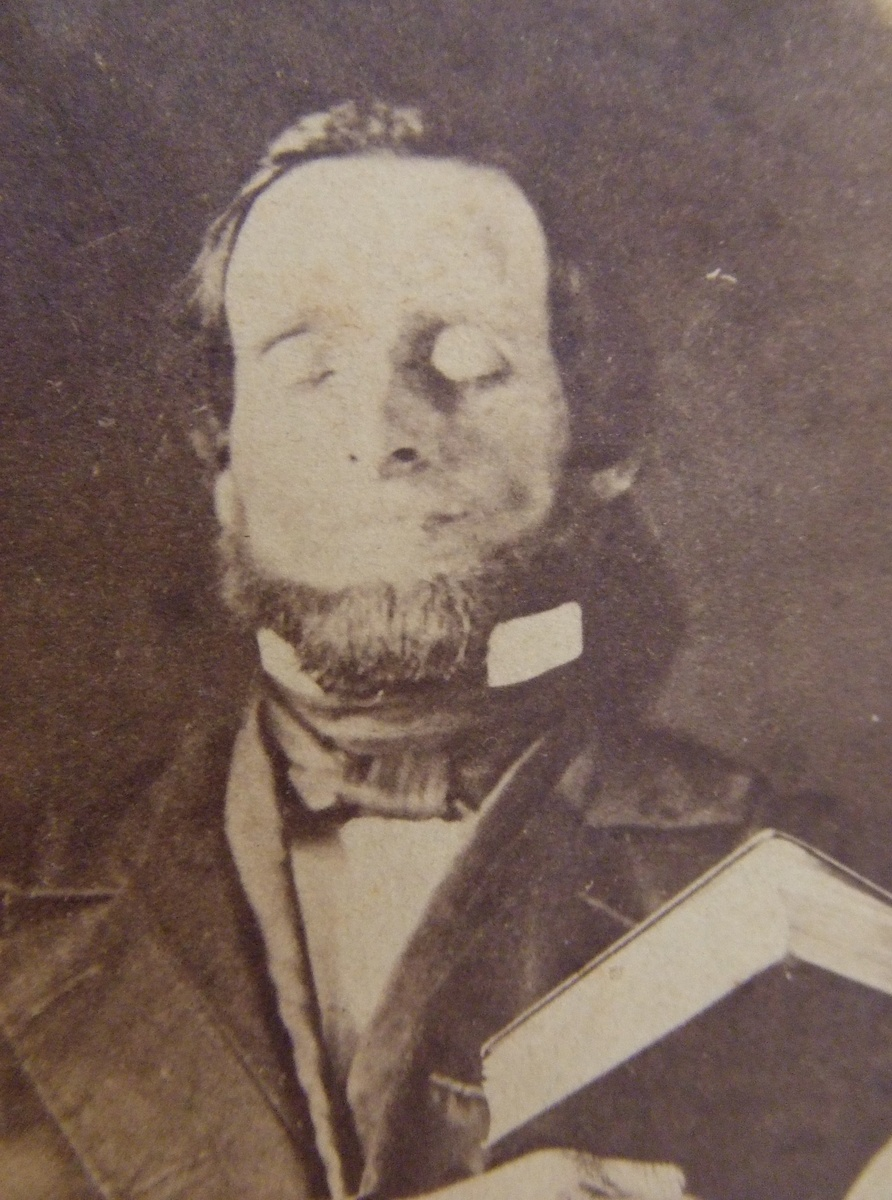 A REAL Post- Mortem photograph | Collectors Weekly