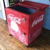 Coca Cola Chest Cooler (Standard Cavalier)