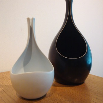PUNGO - STIG LINDBERG for GUSTAVSBERG 1953 - Art Pottery