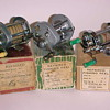 Collection of Pflueger Reel Repair Boxes