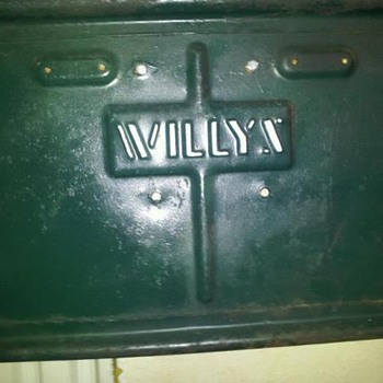willys tailgate