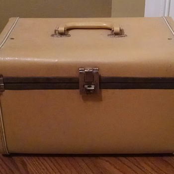Ivory Suitcase  - Bags