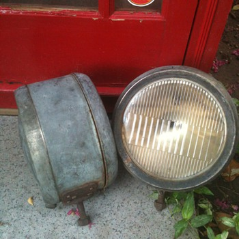 1929 Rolls Royce Drum Lights - Classic Cars
