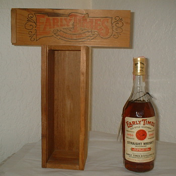 Early Times Whisky Heritage Edition