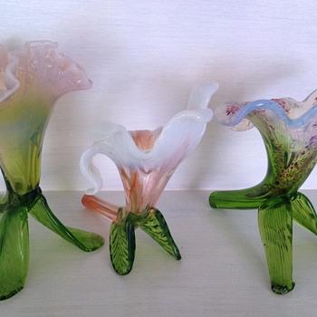 Kralik floriform vases