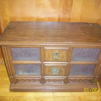 zenith multi console - Radios