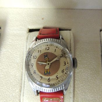 1948 BIRTHDAY SERIES WRISTWATCHS