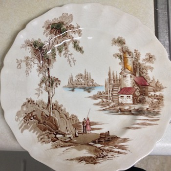 The Old Mill China - China and Dinnerware