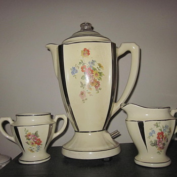 Porcellier Coffee Sets - Kitchen