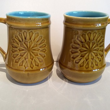 Portuguese mugs - Kitchen