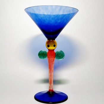 JIRI SUHAJEK - CZECH - Art Glass