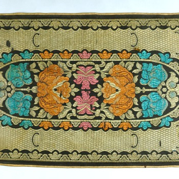 Beautiful Art Nouveau? Runner - Rugs and Textiles