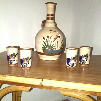 collection starter. sake set?