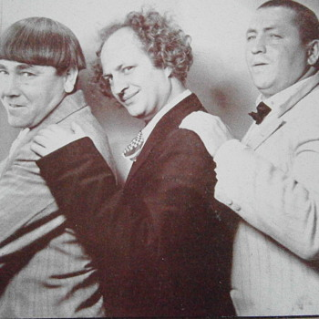 Comic Actors The Three Stooges 