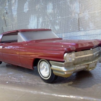 1964 caddy - Model Cars