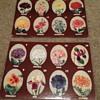 Vintage Flower Game Boards