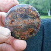Citizens Button/Pin from 1937
