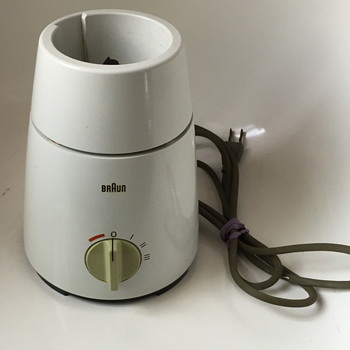 Braun AG Blender  Model MX 32 CDN. - Kitchen