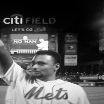 6/1/12   Mets 5oth Anniversary  - 1st no hitter - Baseball