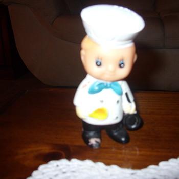 vintage stahlwood squeaky toy - Dolls