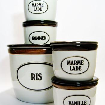 KNABSTRUP - DENMARK - Pottery