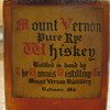 Sealed Bottle of Mount Vernon Pure Rye Whiskey