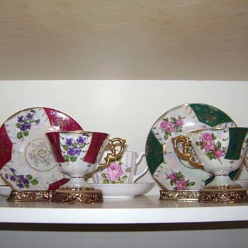 Teacups Galore! - China and Dinnerware