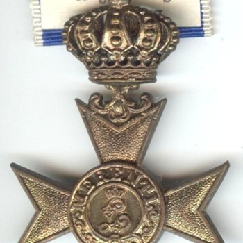 German Crowned Awards part 1 - Military and Wartime