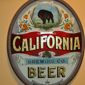 California Beer - Breweriana