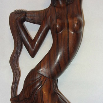 Bali Wood Carvings. - Figurines