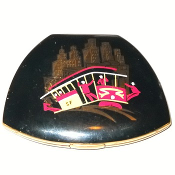 ELGIN AMERICANA SAN FRANCISCO CABLE CAR COMPACT - Accessories