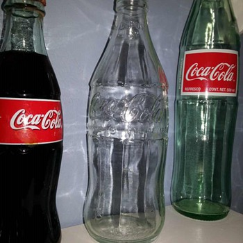 Coca-Cola Bottle Gifted to me