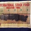 1912 International Stock Food Company Poster