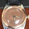 Vintage Rolex Oyster Bubbleback--two tone with rose gold