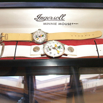 Ingersoll Minnie Mouse Watches