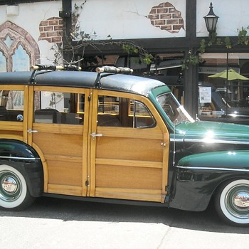 Lake Arrowhead Woodie and Antique Boat Show