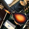 1993 Gibson F5 Custom with factory VIRZI signed by Steve Carlson