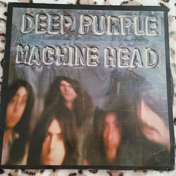 Deep Purple Machine Head Vinyl - Music