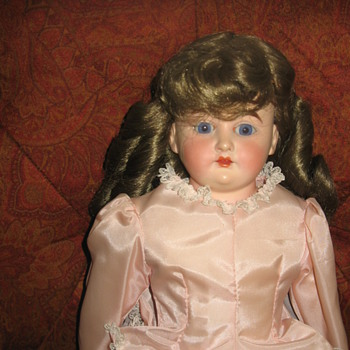 Grandma's doll - Dolls